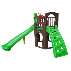 Royal Play (com 1 Escorregador Curvo SEM escada) - Freso