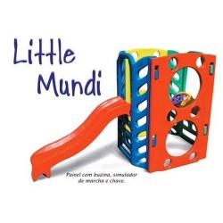 Little Mundi - Mundo Azul Brinquedos