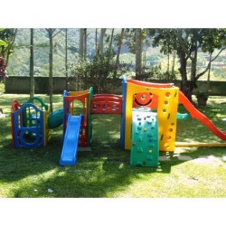 Playground Mega Play - Mundo Azul