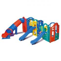 Playground Mega Adventure - Mundo Azul