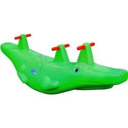 Gangorra Crocodilo - Mundo Azul